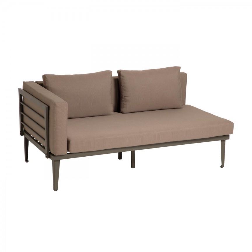 Canapea 2 locuri pentru exterior Pascale S640R15 JG, Mobilier terasa si gradina, Corpuri de iluminat, lustre, aplice, veioze, lampadare, plafoniere. Mobilier si decoratiuni, oglinzi, scaune, fotolii. Oferte speciale iluminat interior si exterior. Livram in toata tara.  a