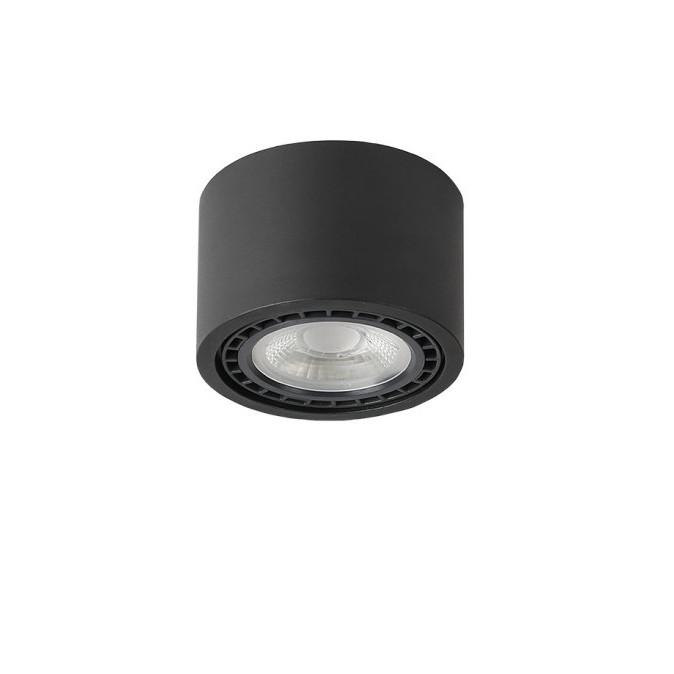 Spot aplicat de tavan/plafon ECO ALIX NEW negru ZZ AZ3493, Spoturi aplicate - tavan / perete, Corpuri de iluminat, lustre, aplice, veioze, lampadare, plafoniere. Mobilier si decoratiuni, oglinzi, scaune, fotolii. Oferte speciale iluminat interior si exterior. Livram in toata tara.  a