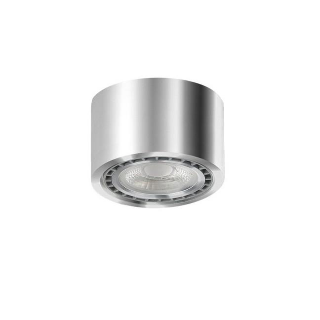 Spot aplicat de tavan/plafon ECO ALIX NEW crom ZZ AZ3495, Spoturi aplicate - tavan / perete, Corpuri de iluminat, lustre, aplice, veioze, lampadare, plafoniere. Mobilier si decoratiuni, oglinzi, scaune, fotolii. Oferte speciale iluminat interior si exterior. Livram in toata tara.  a