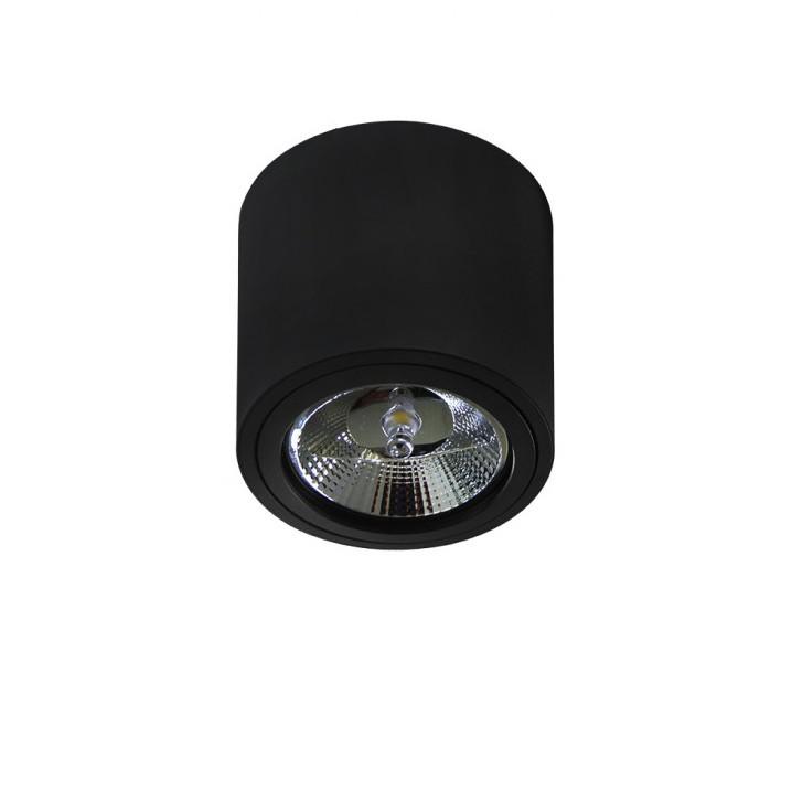 Spot aplicat directionabil de tavan/plafon ALIX negru ZZ AZ3540, Spoturi aplicate - tavan / perete, Corpuri de iluminat, lustre, aplice, veioze, lampadare, plafoniere. Mobilier si decoratiuni, oglinzi, scaune, fotolii. Oferte speciale iluminat interior si exterior. Livram in toata tara.  a