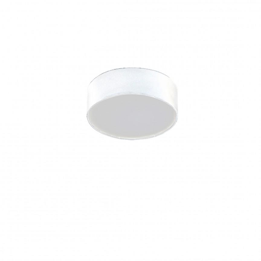 Mini Plafoniera LED design slim MONZA II R17 3000K alba ZZ AZ3791, Plafoniere LED, Spoturi LED, Corpuri de iluminat, lustre, aplice, veioze, lampadare, plafoniere. Mobilier si decoratiuni, oglinzi, scaune, fotolii. Oferte speciale iluminat interior si exterior. Livram in toata tara.  a