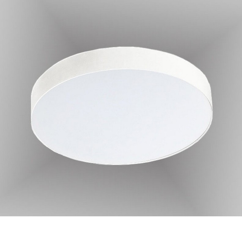 Plafoniera LED design slim MONZA II R40 3000K alba ZZ AZ3799, Plafoniere LED, Spoturi LED, Corpuri de iluminat, lustre, aplice, veioze, lampadare, plafoniere. Mobilier si decoratiuni, oglinzi, scaune, fotolii. Oferte speciale iluminat interior si exterior. Livram in toata tara.  a