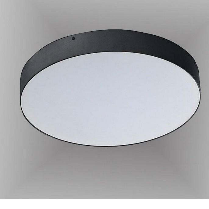 Plafoniera LED design slim MONZA II R50 3000K neagra ZZ AZ3674, Plafoniere LED, Spoturi LED, Corpuri de iluminat, lustre, aplice, veioze, lampadare, plafoniere. Mobilier si decoratiuni, oglinzi, scaune, fotolii. Oferte speciale iluminat interior si exterior. Livram in toata tara.  a