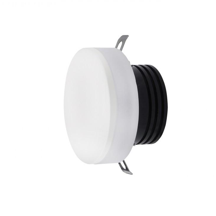 Spot LED incastrabil ambiental trepte/scari TAZ alb ZZ AZ3370, Spoturi LED incastrate, aplicate,  a
