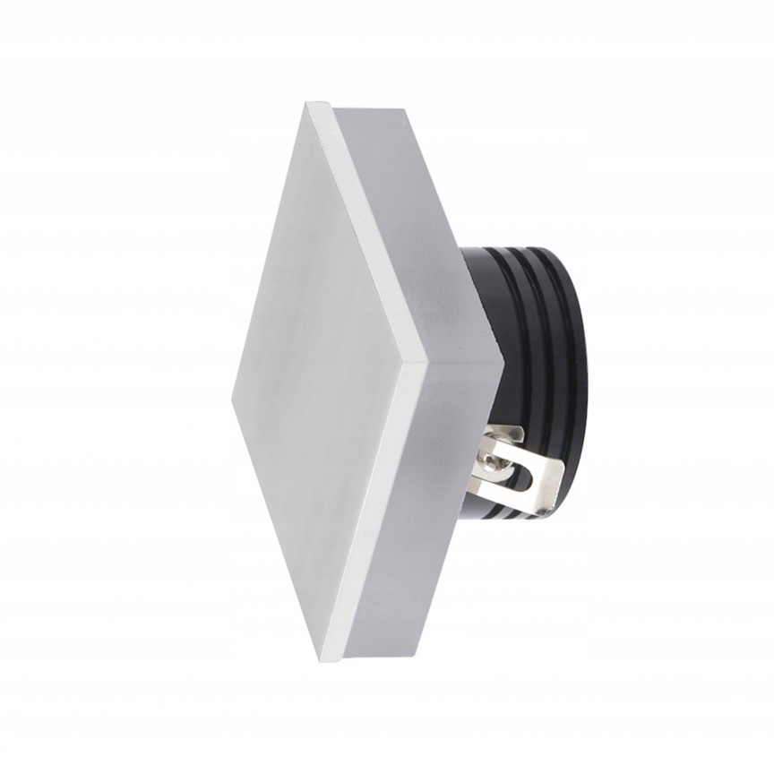 Spot LED incastrabil ambiental trepte/scari OZ alb ZZ AZ3373, Spoturi LED incastrate, aplicate,  a