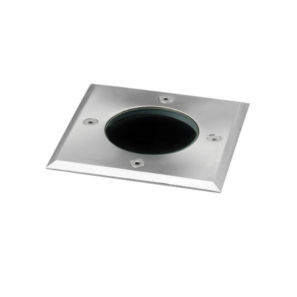 Spot de exterior incastrabil pavaj IP54 HYDE SQUARE ZZ AZ3326, Spoturi incastrate exterior , LED⭐ modele de tip spot potrivite pentru iluminare terasa, gradina, curte, casa. ✅ Design actual 2020!❤️Promotii lampi incastrate de exterior❗ ➽ www.evalight.ro. Alege oferte la corpuri de iluminat exterior incastrat rezistente la apa, directionabile cu lumina ambientala reglabila, montate in perete, tavan, ingropate in pavaj si pardoseala si pamant, scari si trepte beton, forme (rotunde si patrate,), ieftine de calitate la cel mai bun pret. a