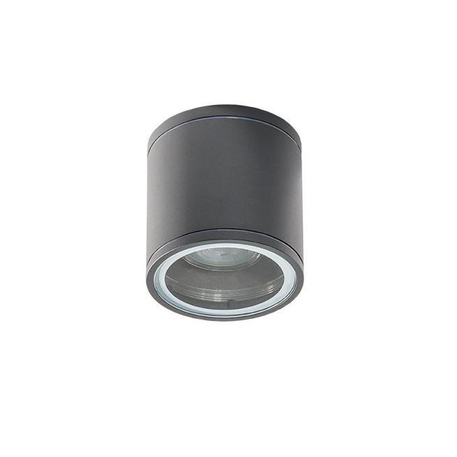 Spot aplicat iluminat exterior IP54 JOE TUBE gri inchis ZZ AZ3313, Plafoniere exterior⭐ lampi de iluminat exterior rustice, clasice, moderne pentru terasa casa.✅Design cu LED decorativ 2021!❤️Promotii online❗ Magazin➽www.evalight.ro. Alege oferte la corpuri de iluminat exterior rezistente la apa, tip aplice si spoturi aplicate pt tavan sau perete, solare cu senzori de miscare, metalice, abajur din sticla cu decor ornamental, ieftine si de lux, calitate deosebita la cel mai bun pret. a