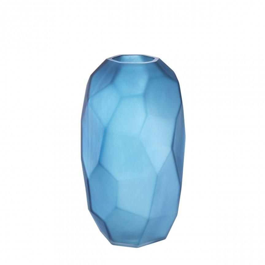 Vaza design elegant Fly S, albastru 113955 HZ, Parfumuri de camera- Idei cadouri- Obiecte decorative,  a