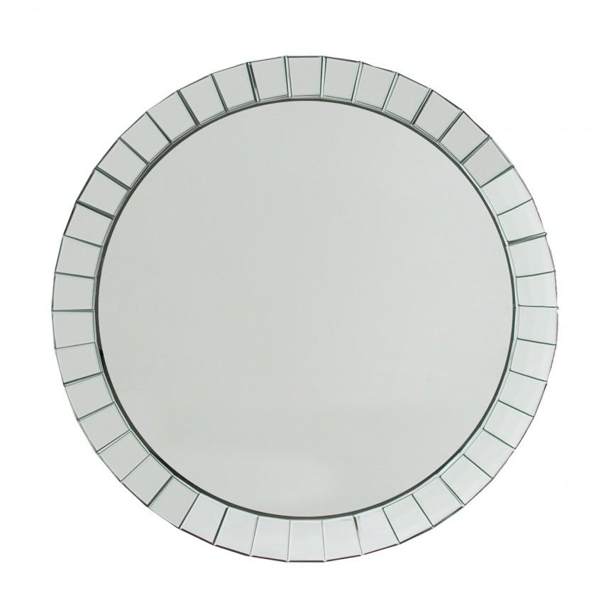 Oglinda rotunda eleganta ART DECO 120cm 27310 VH, Oglinzi decorative,  a