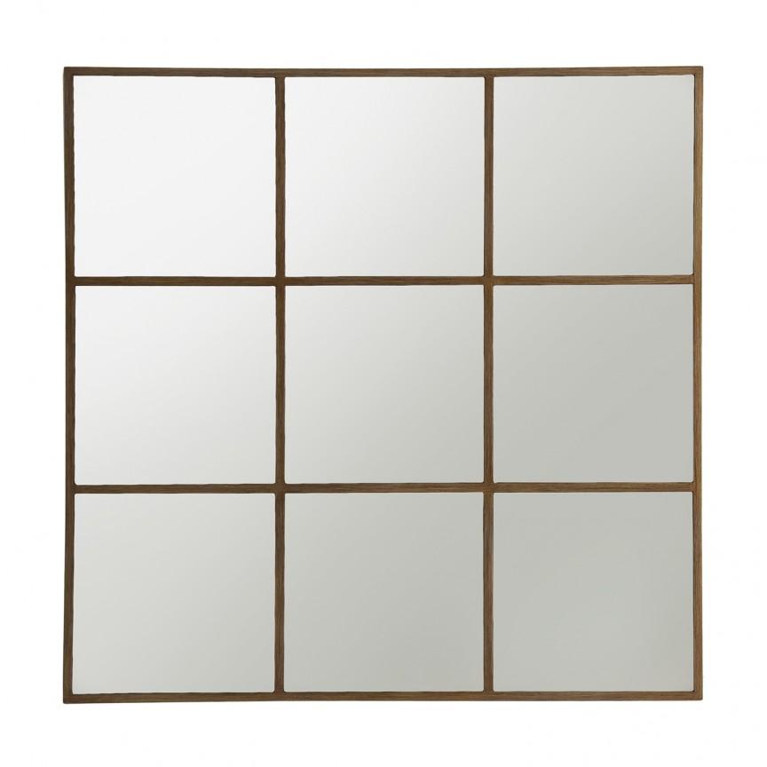 Oglinda patrata design clasic Espejo 110x110cm 27808 VH, Oglinzi decorative,  a