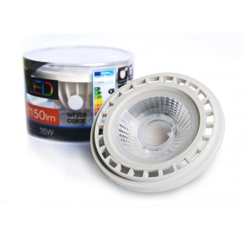 Bec LED dimabil ES111 BULB alb 15W 4300K , Becuri GU10 LED pentru iluminat interior si exterior.⭐Cumpara online si ai livrare Acasa.✅Modele de becuri puternice cu halogen si economice cu LED.❤️Promotii la becuri cu soclu de tip GU10❗ Alege oferte speciale la becuri cu dulie GU10 potrivite corpurile de iluminat cu spot-uri LED pentru casa, baie, terasa, balcon si gradina❗ Cele mai bune becuri si surse de iluminat cu consum redus de energie, (ceramica, sticla, plastic, aluminiu), cu LED dimabile cu lumina calda (3000K), lumina rece alba (6500K) si lumina neutra (4000K), lumina naturala, proiectoare si reflectoare cu spot-uri reglabile cu flux luminos directionabil, aplicate si incastrate pe tavan fals rigips (plafon), perete, cu lumeni multi, bec LED echivalent 35W / 50W / 100W (Watt) tensinea curentului electric este de 12V fata de 220V (Volti), durata mare de viata, becuri cu lumina puternica (luminozitate mare), ce consumă mai putina energie electrica, rezistente la caldura si la apa, ieftine si de lux, cu garantie si de calitate deosebita la cel mai bun pret❗ a