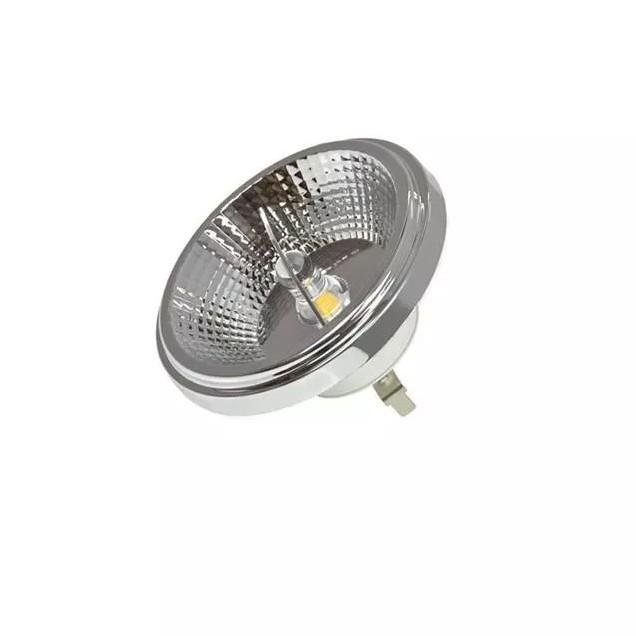 Bec LED QR111 / 12V BULB CHROME / 12W / 3000K, Becuri MR16 / AR111-GX53-GU5.3-GU4 LED pentru iluminat interior si exterior.⭐Cumpara online si ai livrare Acasa.✅Modele de becuri puternice cu halogen si economice cu LED.❤️Promotii la becuri cu soclu de tip MR16 / AR111 / GX53 / GU5.3 / GU4❗ Alege oferte speciale la becuri cu dulie potrivite la corpurile de iluminat pentru casa, baie, birou, restaurant, spatii comerciale❗ Cele mai bune becuri si surse de iluminat cu consum redus de energie, (ceramica, sticla, plastic, aluminiu), cu LED dimabile cu lumina calda (3000K), lumina rece alba (6500K) si lumina neutra (4000K), lumina naturala, proiectoare si reflectoare cu spot-uri reglabile cu flux luminos directionabil, cu format GU5.3, cu lumeni multi, bec LED echivalent 35W / 50W / 100W / 120W / 150 (Watt) tensinea curentului electric este de 12V fata de 220V (Volti), durata mare de viata, becuri cu lumina puternica (luminozitate mare) ce consumă mai putina energie electrica, rezistente la caldura si la apa, ieftine si de lux, cu garantie si de calitate deosebita la cel mai bun pret❗ a