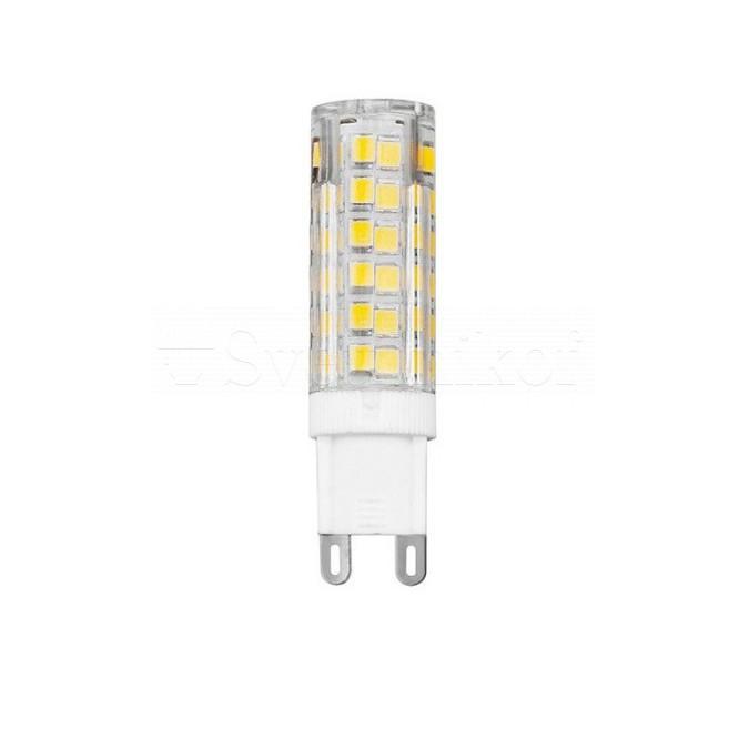 Bec LED G9 lumina calda BULB 6W / 3000K, Becuri G9 / G4 / halogen R7s LED pentru iluminat interior si exterior.⭐Cumpara online si ai livrare Acasa.✅Modele de becuri puternice cu halogen si economice cu LED.❤️Promotii la becuri cu soclu de tip G9 / G4 / R7s❗ Alege oferte speciale la becuri cu dulie potrivite la corpurile de iluminat pentru casa, baie, birou, restaurant, spatii comerciale❗ Cele mai bune becuri si surse de iluminat cu consum redus de energie, (ceramica, sticla, plastic, aluminiu), cu LED dimabile cu lumina calda (3000K), lumina rece alba (6500K) si lumina neutra (4000K), lumina naturala, proiectoare si reflectoare cu spot-uri reglabile cu flux luminos directionabil, cu forma liniara, cu lumeni multi, bec LED echivalent 35W / 50W / 100W / 120W / 150 (Watt) tensinea curentului electric este de 12V fata de 220V (Volti), durata mare de viata, becuri cu lumina puternica (luminozitate mare) ce consumă mai putina energie electrica, rezistente la caldura si la apa, ieftine si de lux, cu garantie si de calitate deosebita la cel mai bun pret❗ a