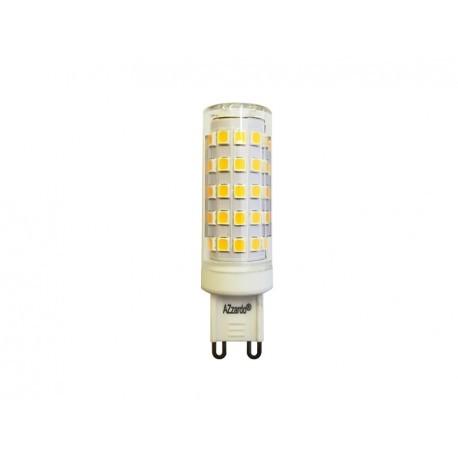 Bec LED G9 lumina calda BULB 8W / 3000K, Becuri G9 / G4 / halogen R7s LED pentru iluminat interior si exterior.⭐Cumpara online si ai livrare Acasa.✅Modele de becuri puternice cu halogen si economice cu LED.❤️Promotii la becuri cu soclu de tip G9 / G4 / R7s❗ Alege oferte speciale la becuri cu dulie potrivite la corpurile de iluminat pentru casa, baie, birou, restaurant, spatii comerciale❗ Cele mai bune becuri si surse de iluminat cu consum redus de energie, (ceramica, sticla, plastic, aluminiu), cu LED dimabile cu lumina calda (3000K), lumina rece alba (6500K) si lumina neutra (4000K), lumina naturala, proiectoare si reflectoare cu spot-uri reglabile cu flux luminos directionabil, cu forma liniara, cu lumeni multi, bec LED echivalent 35W / 50W / 100W / 120W / 150 (Watt) tensinea curentului electric este de 12V fata de 220V (Volti), durata mare de viata, becuri cu lumina puternica (luminozitate mare) ce consumă mai putina energie electrica, rezistente la caldura si la apa, ieftine si de lux, cu garantie si de calitate deosebita la cel mai bun pret❗ a
