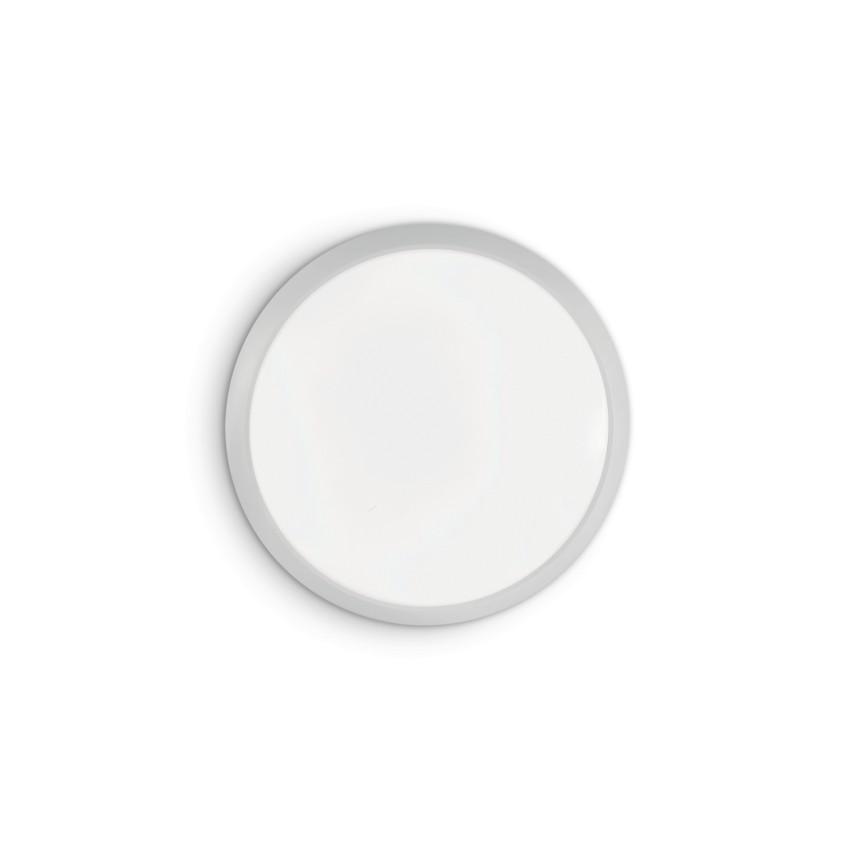 Aplica perete sau tavan LED design modern GEMMA PL D30 BIANCO 252599 IDL, Aplice de perete simple,  a