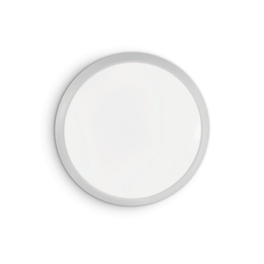 Aplica perete sau tavan LED design modern GEMMA PL D50 BIANCO 252636 IDL, Aplice de perete simple,  a
