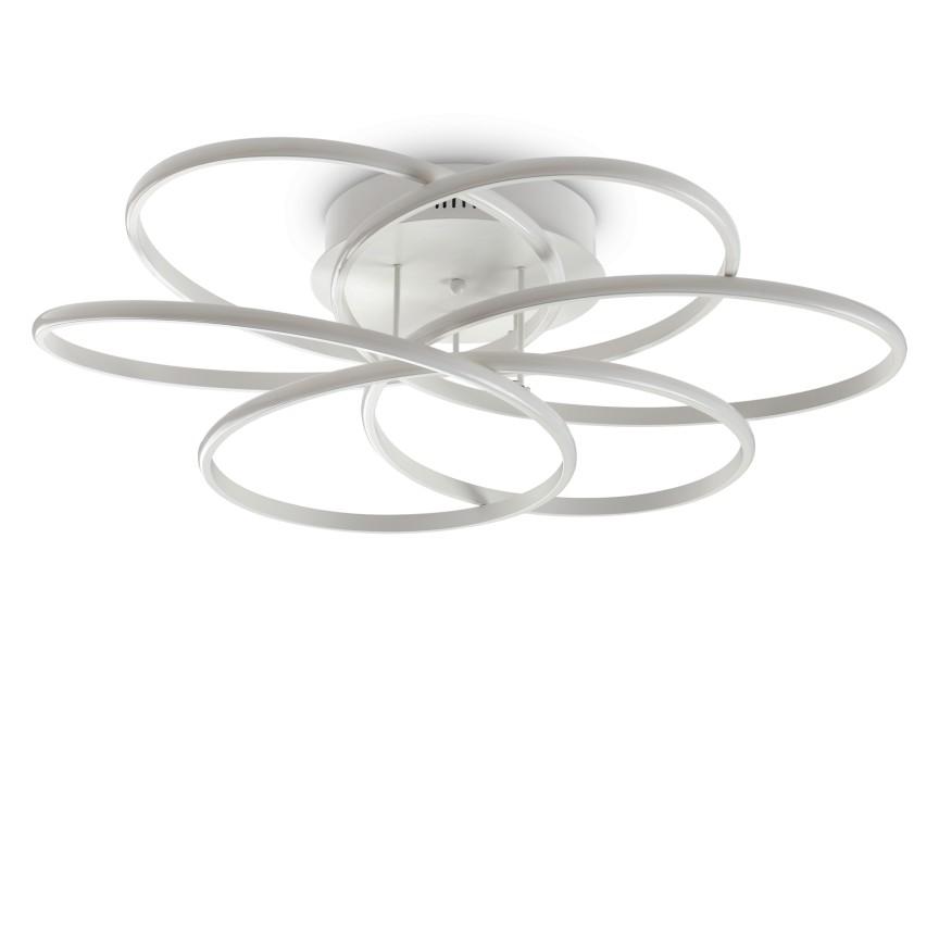 Lustra LED aplicata design modern KAROL PL D76 227832 IDL, Lustre moderne aplicate,  a