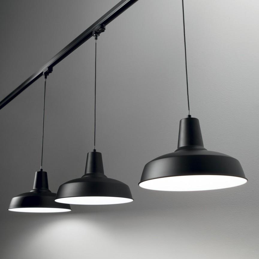 Pendul pentru sina Link MOBY TRACK 231839 IDL, Spoturi pe sina⭐ corpuri de iluminat si proiectoare pe sina tavan cu spoturi LED.✅Design decorativ modern 2021!❤️Promotii lampi pe sina LED❗ ➽www.evalight.ro. Alege oferte la colectile NOI de sisteme de iluminare interior de tip spot pe sina metalica, reglabile, aplicate sau montate suspendate pe tavan, perete sau mobila, modele potrivite pt magazine, spatii comerciale sau casa, solutii tehnice profesionale de calitate la cel mai bun pret. a