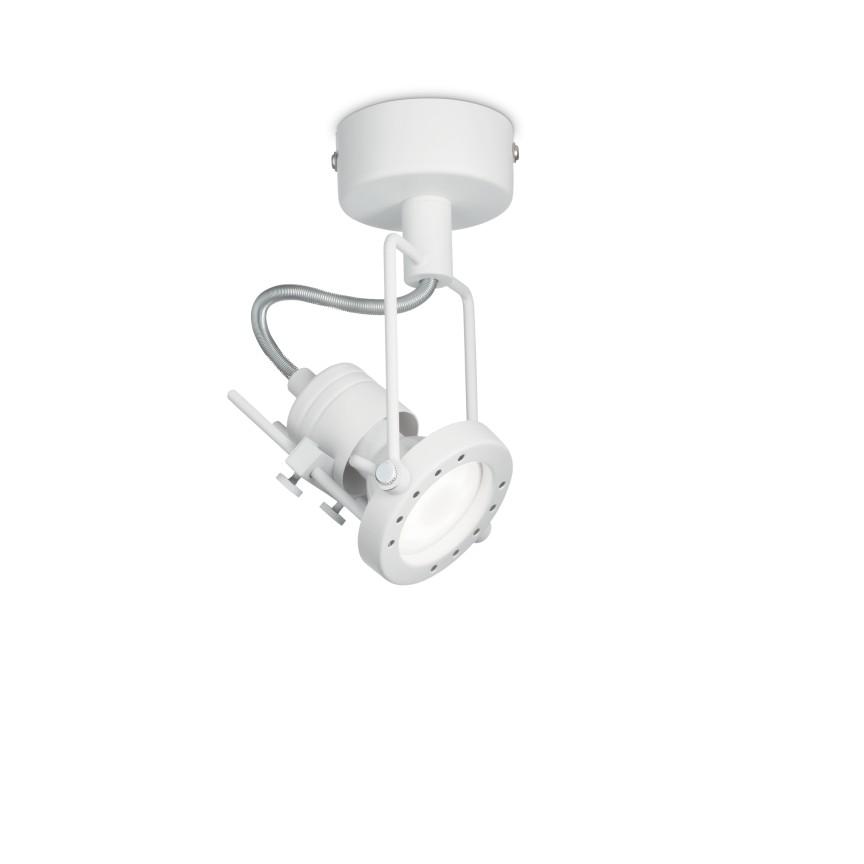 Aplica perete sau tavan cu spot directionabil SLIDE PL1 BIANCO 237046 IDL, Spoturi - iluminat - cu 1 spot,  a