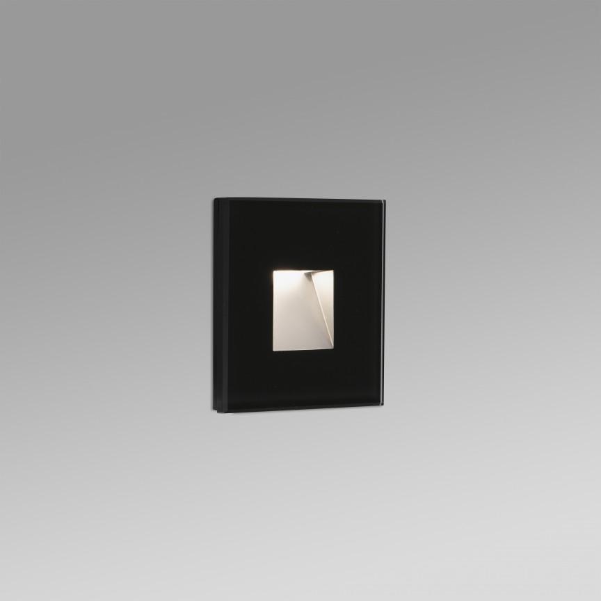 Spot LED incastrabil de exterior IP65 iluminat ambiental DART-1 Black, Spoturi incastrate exterior , LED⭐ modele de tip spot potrivite pentru iluminare terasa, gradina, curte, casa. ✅ Design actual 2020!❤️Promotii lampi incastrate de exterior❗ ➽ www.evalight.ro. Alege oferte la corpuri de iluminat exterior incastrat rezistente la apa, directionabile cu lumina ambientala reglabila, montate in perete, tavan, ingropate in pavaj si pardoseala si pamant, scari si trepte beton, forme (rotunde si patrate,), ieftine de calitate la cel mai bun pret. a