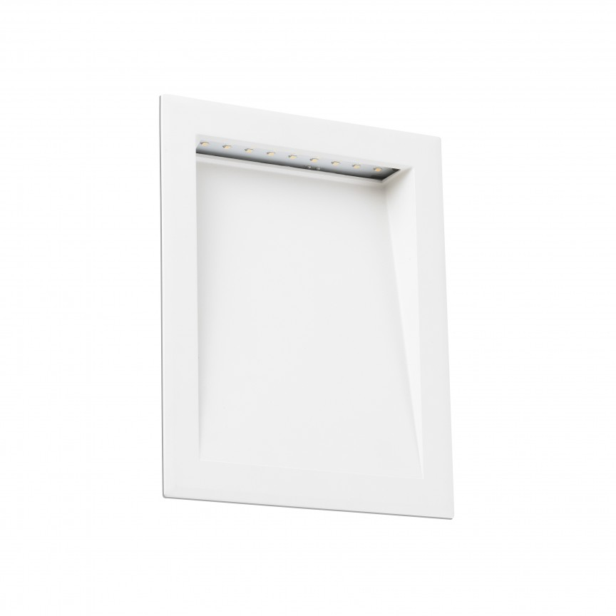 Spot LED incastrabil de exterior IP65 iluminat ambiental SOUN alb, Spoturi incastrate exterior , LED⭐ modele de tip spot potrivite pentru iluminare terasa, gradina, curte, casa. ✅ Design actual 2020!❤️Promotii lampi incastrate de exterior❗ ➽ www.evalight.ro. Alege oferte la corpuri de iluminat exterior incastrat rezistente la apa, directionabile cu lumina ambientala reglabila, montate in perete, tavan, ingropate in pavaj si pardoseala si pamant, scari si trepte beton, forme (rotunde si patrate,), ieftine de calitate la cel mai bun pret. a