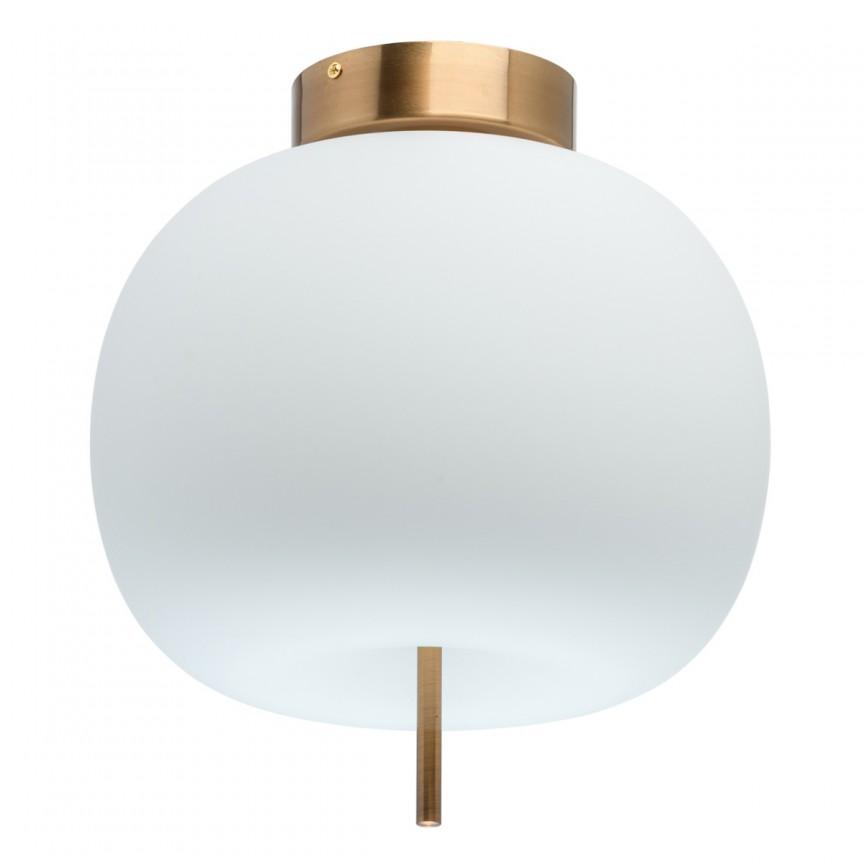 Lustra LED alicata design modern Auksis alama antic 722010101 MW, Lustre moderne aplicate,  a