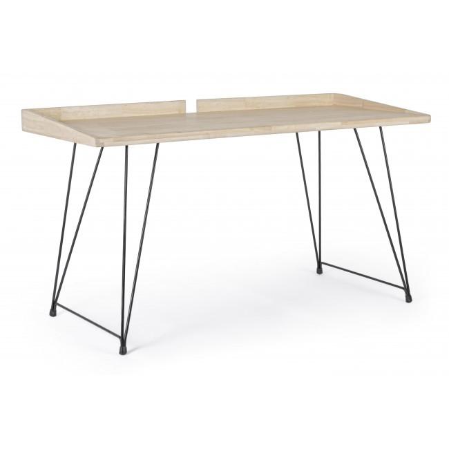 Birou design modern DISTRICT, natur 0740445 BZ, Console - Birouri,  a