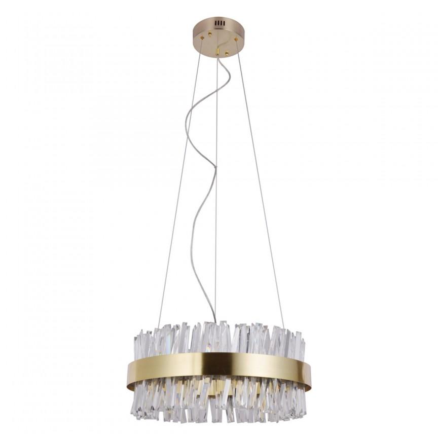 Lustra LED design modern cu telecomanda Adelard 60cm 642014901 MW, Lampi LED si Telecomanda,  a