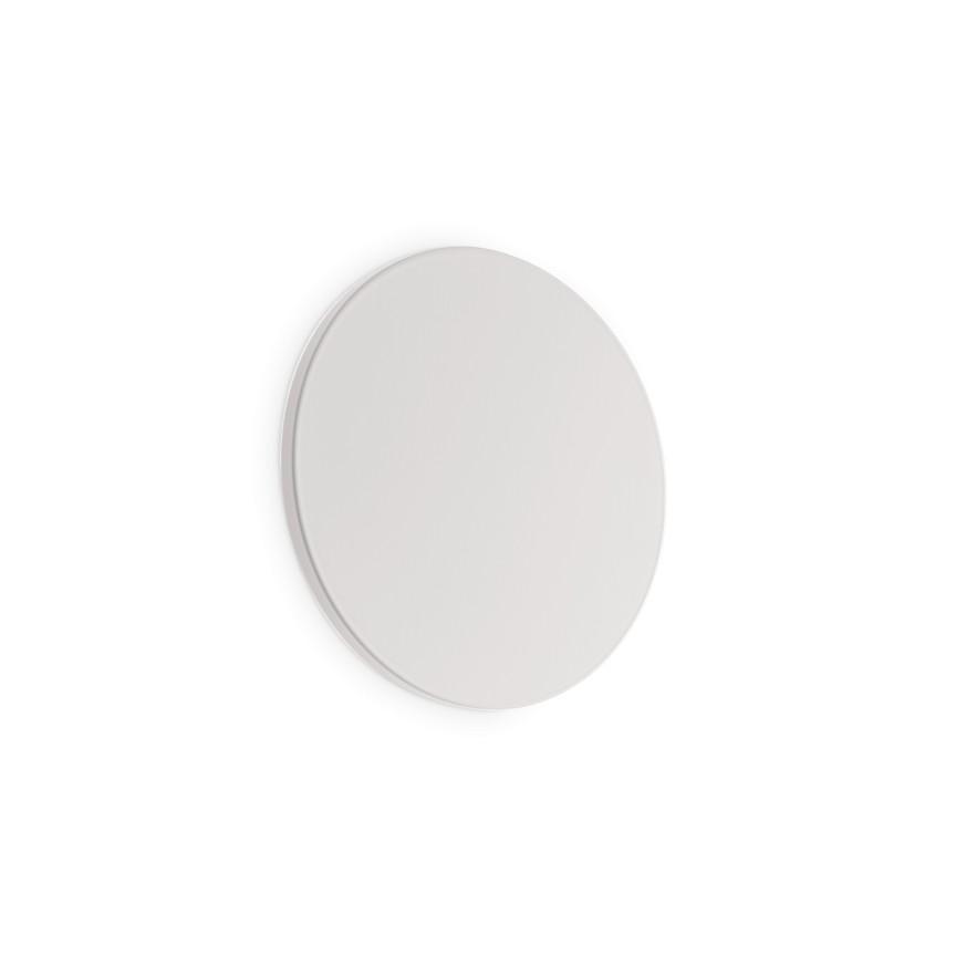 Aplica cu lumina ambientala LED COVER AP D15 ROUND BIANCO 195704 IDL, Aplice de perete LED, moderne⭐ modele potrivite pentru dormitor, living, baie, hol, bucatarie.✅DeSiGn LED decorativ 2021!❤️Promotii lampi❗ ➽ www.evalight.ro. Alege oferte NOI corpuri de iluminat cu LED pt interior, elegante din cristal (becuri cu leduri si module LED integrate cu lumina calda, naturala sau rece), ieftine si de lux, calitate deosebita la cel mai bun pret.  a