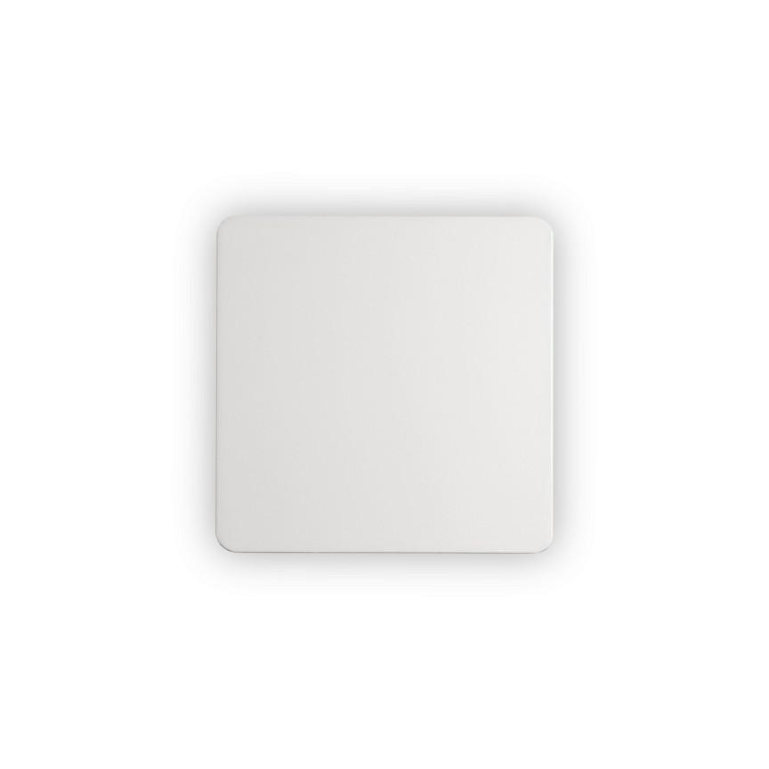 Aplica cu lumina ambientala LED COVER AP D15 SQUARE BIANCO 195728 IDL, Aplice de perete LED, moderne⭐ modele potrivite pentru dormitor, living, baie, hol, bucatarie.✅DeSiGn LED decorativ 2021!❤️Promotii lampi❗ ➽ www.evalight.ro. Alege oferte NOI corpuri de iluminat cu LED pt interior, elegante din cristal (becuri cu leduri si module LED integrate cu lumina calda, naturala sau rece), ieftine si de lux, calitate deosebita la cel mai bun pret.  a