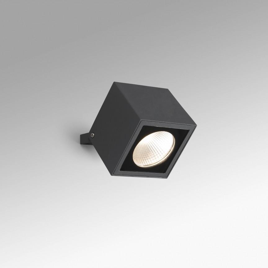 Aplica tip Proiector LED de exterior IP65 OKO, Proiectoare LED de exterior cu tarus⭐ iluminat ambiental pentru curte gradina, fatada casa.✅Design decorativ ornamental 2021!❤️Promotii lampi❗ Magazin➽www.evalight.ro. Alege oferte la corpuri de iluminat tip stalpi cu tarus proiector, reflector cu senzor de miscare, sisteme de mare putere cu panou solar cu LED-uri, profesionale de calitate la cel mai bun pret. a
