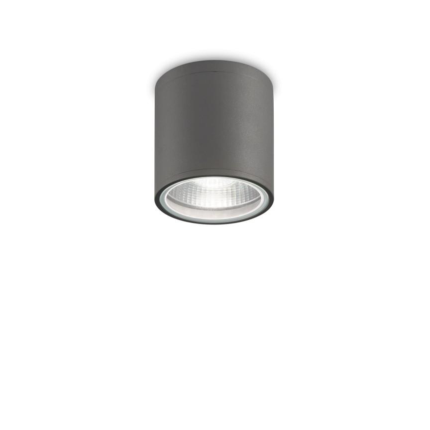 Spot aplicat IP44 GUN PL1 ANTRACITE 236865 IDL, Plafoniere exterior⭐ lampi de iluminat exterior rustice, clasice, moderne pentru terasa casa.✅Design cu LED decorativ 2021!❤️Promotii online❗ Magazin➽www.evalight.ro. Alege oferte la corpuri de iluminat exterior rezistente la apa, tip aplice si spoturi aplicate pt tavan sau perete, solare cu senzori de miscare, metalice, abajur din sticla cu decor ornamental, ieftine si de lux, calitate deosebita la cel mai bun pret. a