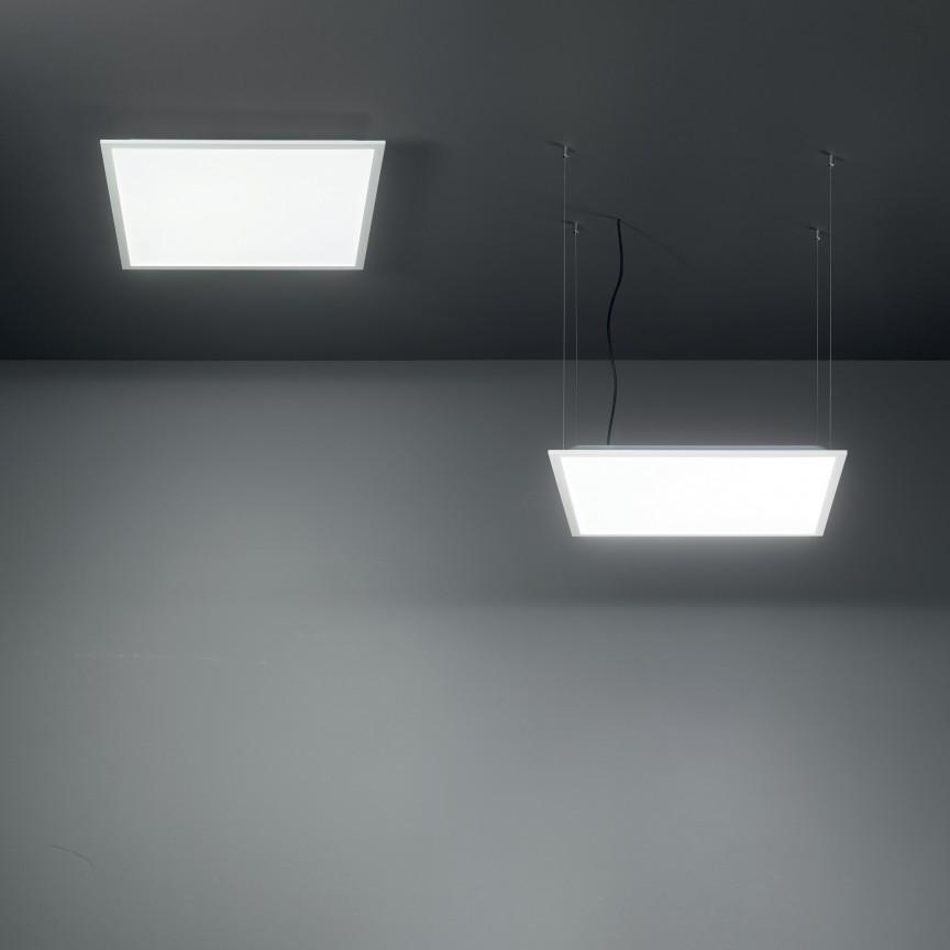 Panou LED PANEL 3000K CRI90 246390 IDL, Lustre / Pendule suspendate spatii comerciale, si office ⭐Solutii de corpuri iluminat LED profesionale✅ modele de lampi moderne si economice potrivite pentru iluminat interior si exterior! ❤️Promotii la Lustre si suspensii de iluminat spatii comerciale si office cu tehnologie LED❗ ➽ www.evalight.ro.✅Design premium actual Top 2020! Alege solutii tehnice de montaj adecvate, destinate in special pentru corpuri de iluminat cu concept HoReCa: hoteluri, restaurante si cafenele. Colectie de ambiente pentru inspiratie in alegerea surselor de iluminat arhitectural si decorativ, sisteme electrice modulare flexibile cu linii si proiectoare LED, spoturi LED pe sina cu flux luminos directionabil (reglabile), panouri LED de tip suspendate pt fiecare proiect de iluminat: spatii comerciale, magazine, cladiri office de birouri, hale si zone industriale, cu garantie si de calitate superioara la cel mai bun pret❗ a