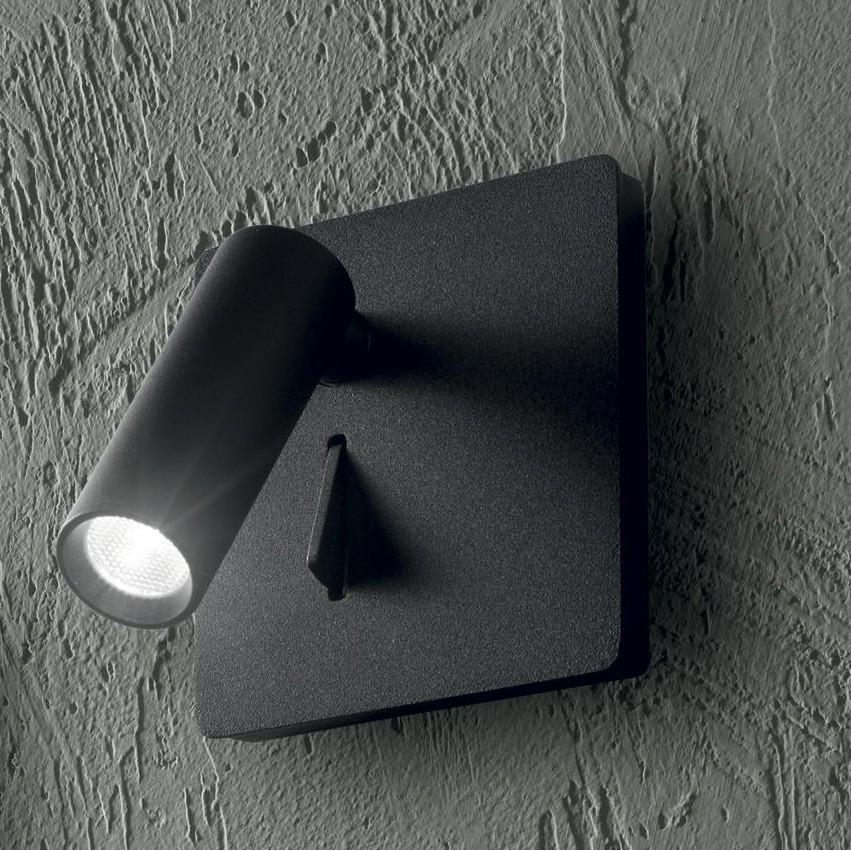 Aplica LED incastrabila LITE AP NERO 250113 IDL, Spoturi - iluminat - cu 1 spot,  a