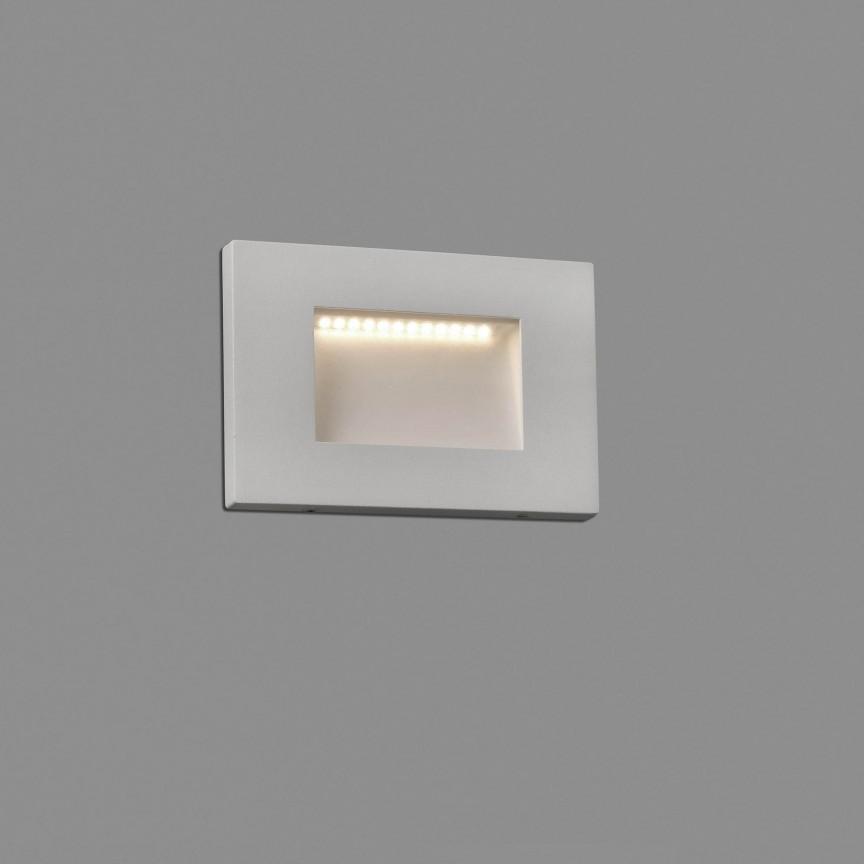 Spot LED incastrabil de exterior IP65 iluminat ambiental SPARK-1 alb, Spoturi incastrate exterior , LED⭐ modele de tip spot potrivite pentru iluminare terasa, gradina, curte, casa. ✅ Design actual 2020!❤️Promotii lampi incastrate de exterior❗ ➽ www.evalight.ro. Alege oferte la corpuri de iluminat exterior incastrat rezistente la apa, directionabile cu lumina ambientala reglabila, montate in perete, tavan, ingropate in pavaj si pardoseala si pamant, scari si trepte beton, forme (rotunde si patrate,), ieftine de calitate la cel mai bun pret. a