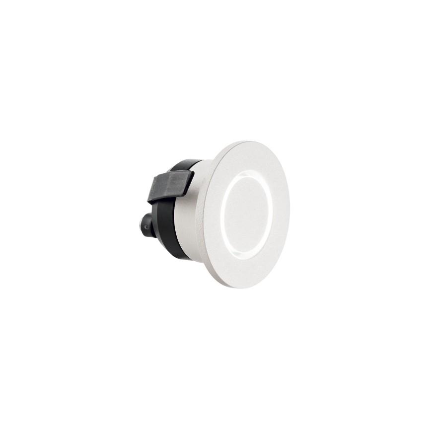 Mini spot LED incastrabil O-LINE ROUND 4,5cm 239705 IDL, Spoturi incastrate - tavan fals / perete,  a