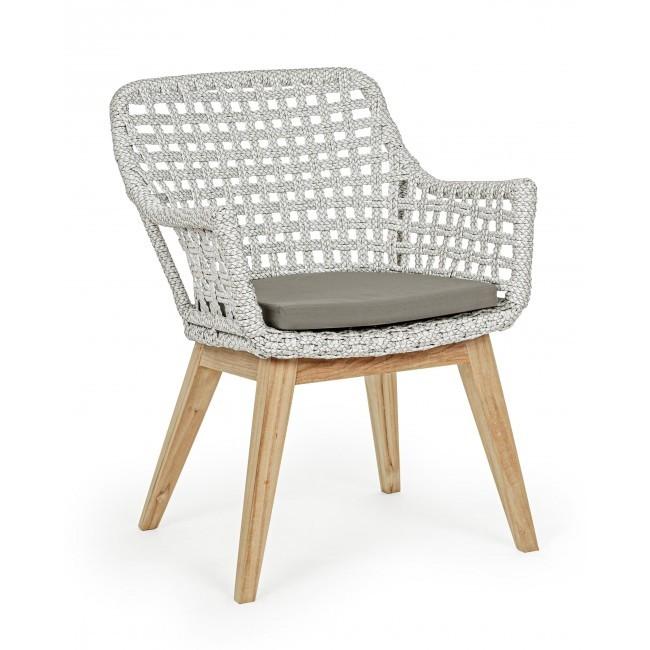 Set 2 scaune design modern in&out MADISON, alb 0804700 BZ, Seturi scaune dining, scaune HoReCa,  a
