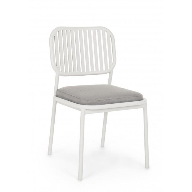 Set 4 scaune design modern RODRIGO, alb 0662803 BZ, Seturi scaune dining, scaune HoReCa,  a