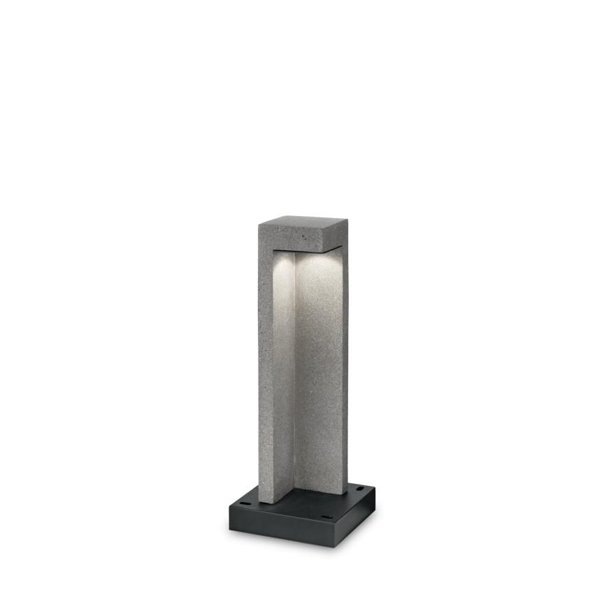 Stalp de exterior cu protectie IP55 TITANO PT D49 3000K 246994 IDL, Stalpi de iluminat exterior mici si medii ,  a