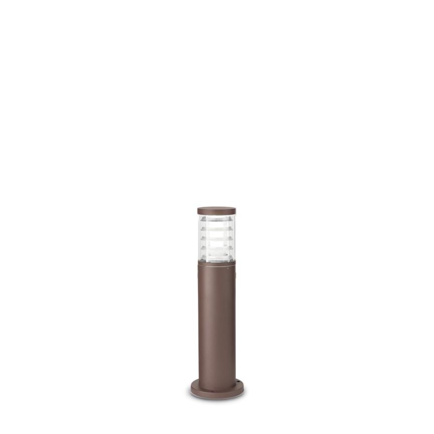 Stalp exterior IP54 TRONCO PT1 H40 COFFEE 248271 IDL, Stalpi de iluminat exterior mici si medii ,  a
