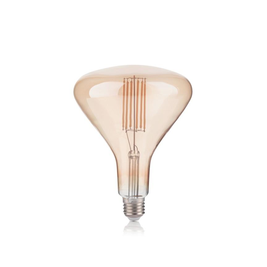 Bec LED E27 VINTAGE 06W POISON AMBRA 2200K 237336 IDL, Becuri E27,  a