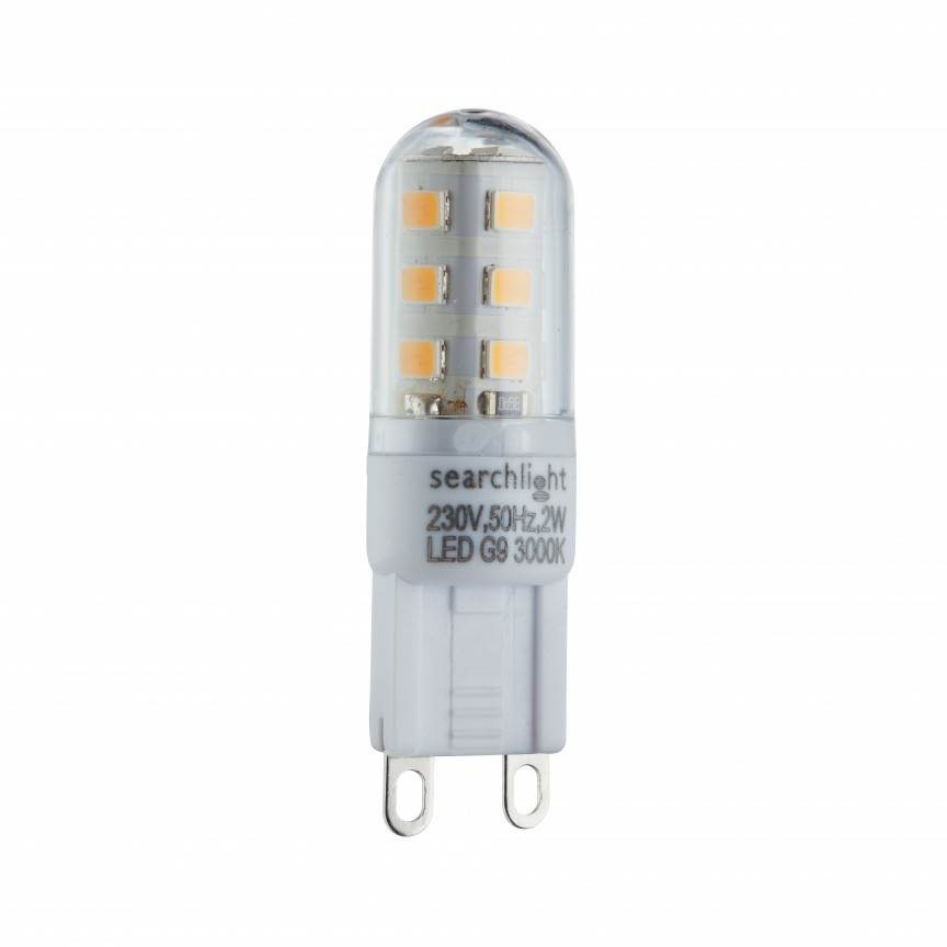 Bec G9 LED 2W, 2700K PL1902WW SRT, BECURI ILUMINAT,  a