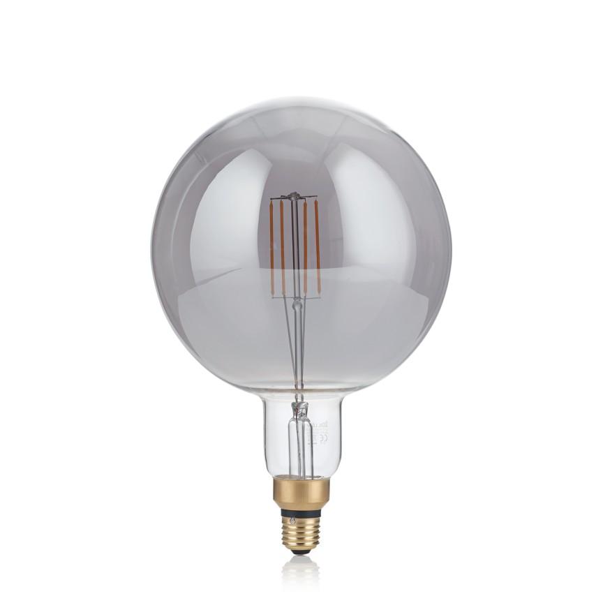 Bec de dimensiuni mari LED E27 VINTAGE XL 04W FUME' 2200K 204536 IDL, Becuri E27,  a