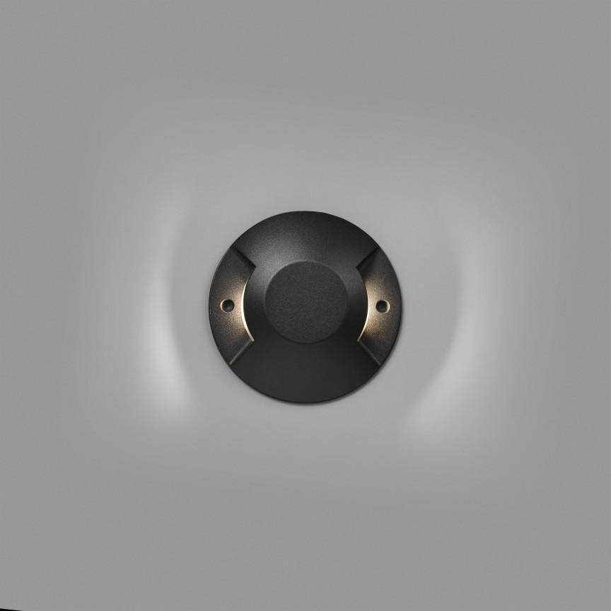 Spot LED / Corp semnalizare de iluminat exterior IP67 LOTH-2, Aplice de exterior moderne ,  a