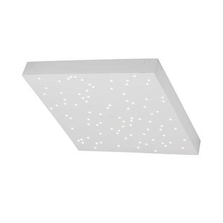 Plafoniera LED cu telecomanda design cer înstelat CIELO alb NVL-9180381 , Lampi LED si Telecomanda,  a