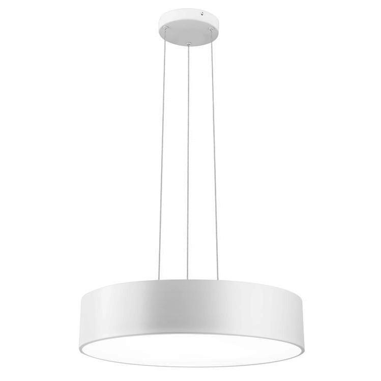Lustra moderna suspendata LED Ø60cm Roda alb NVL-616803, Cele mai noi produse 2020 a