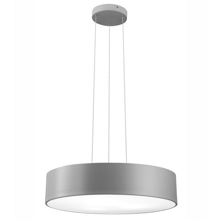 Lustra moderna suspendata LED Ø60cm Roda gri NVL-616804, Cele mai noi produse 2020 a