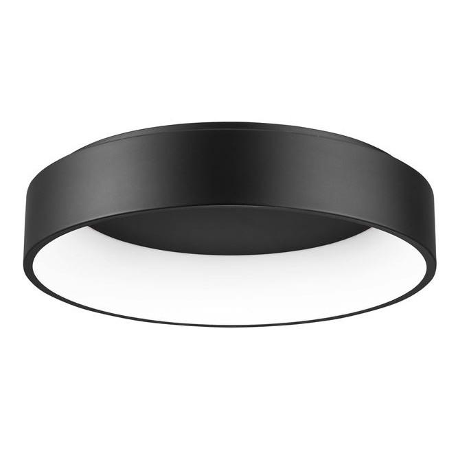 Lustra moderna aplicata LED 3000K Ø60cm RANDO negru NVL-6167240, Cele mai noi produse 2020 a