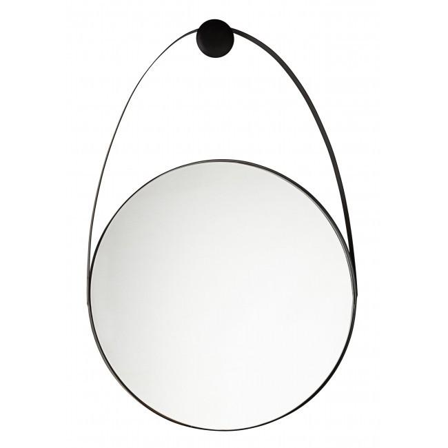 Oglinda decorativa KIERAN 46X68cm, negru 0242190 BZ, Cele mai noi produse 2020 a