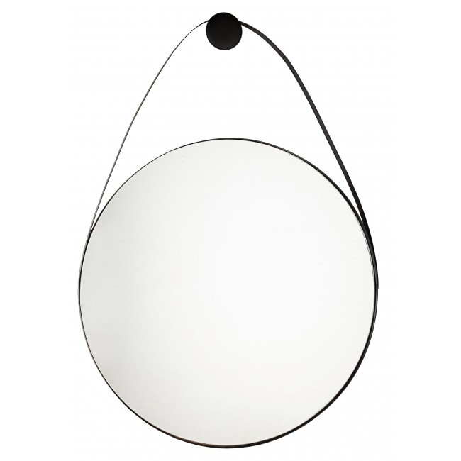Oglinda decorativa KIERAN 75X107cm, negru 0242192 BZ, Cele mai noi produse 2020 a